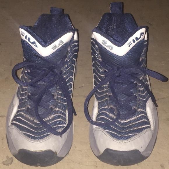 vintage fila sneakers